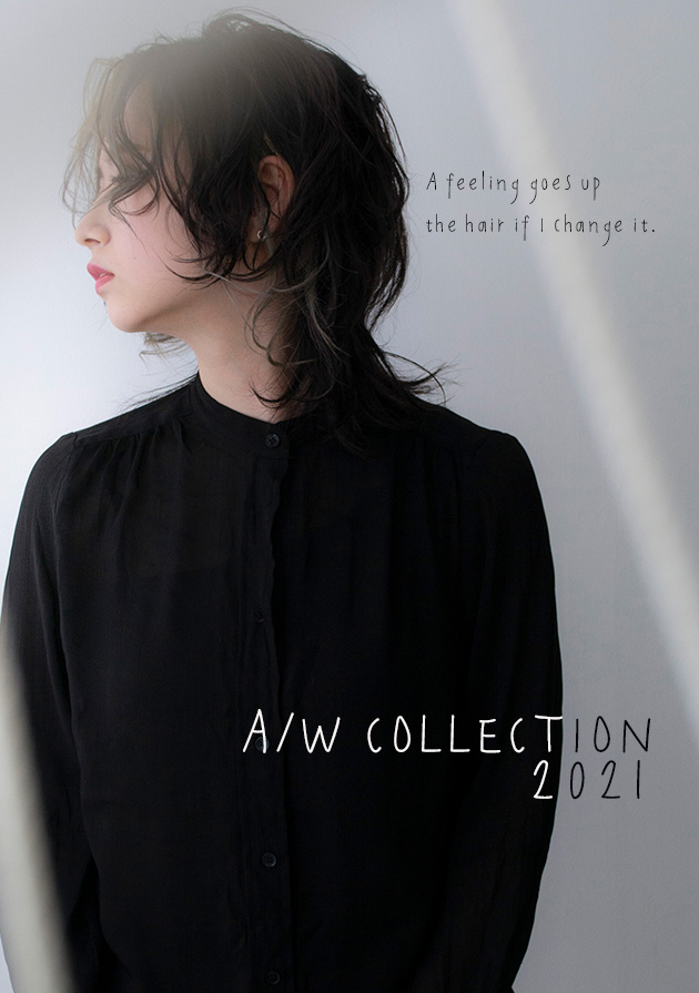 A/W COLLECTION 2021